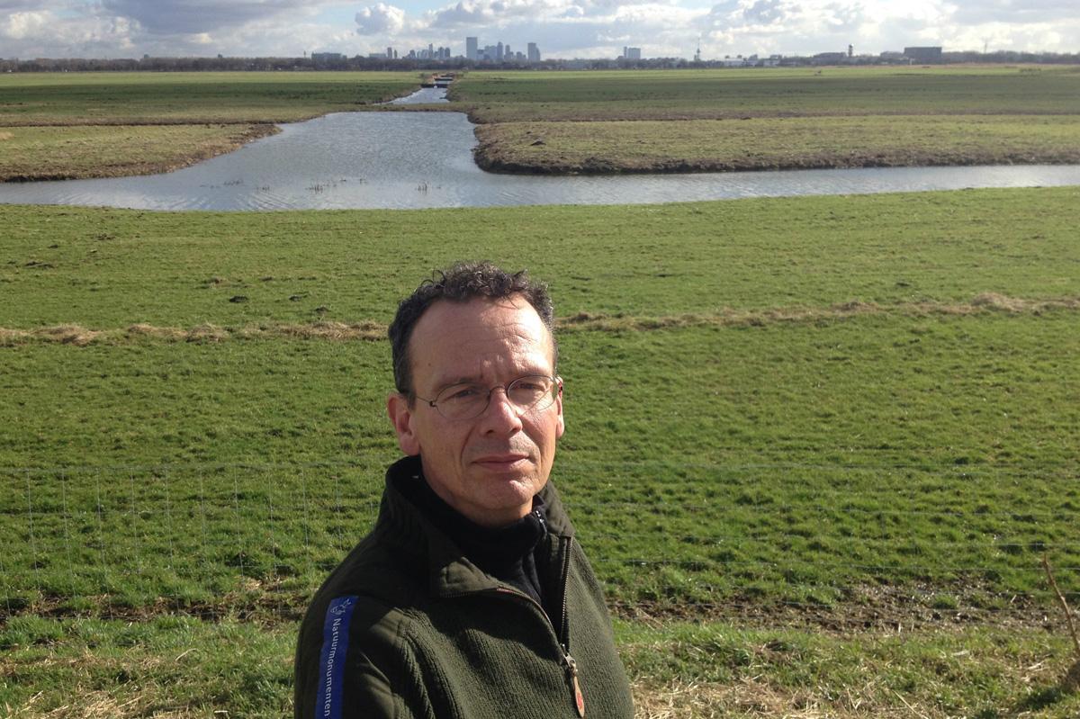 Dirk Kunst, gebiedsmanager Natuurmonumenten